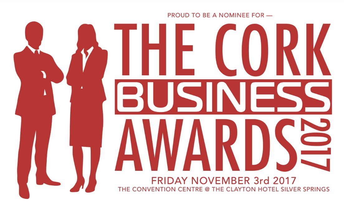 AG Associates delighted to announced as a nominee for the Cork Business Awards