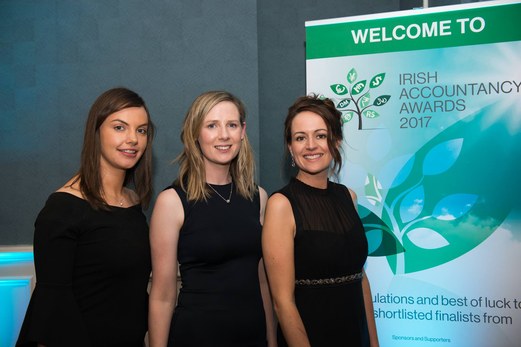 Angela O'Leary and AG Associates, Small Practice of the Year Finalist at Irish Accountancy Awards