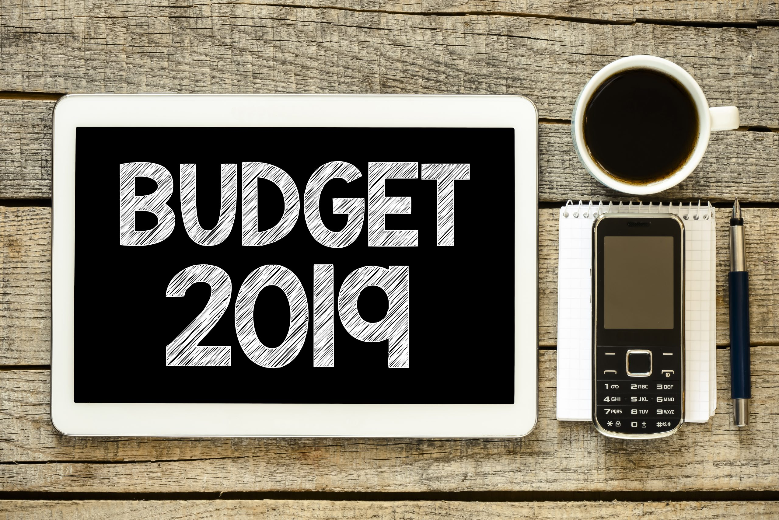 Budget 2019 highlights by AG Associates - Business Tax for SMEs