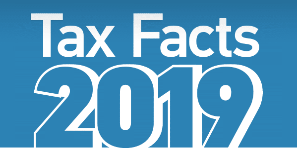 Tax facts 2019 by AG Associates